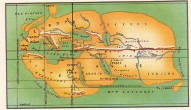 HISTRIA LICENCIATURA Mapas Antigos