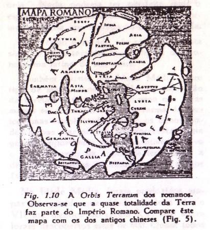 Orbis Terrarum dos romanos